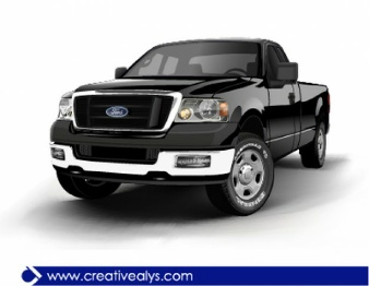 glossy-truck-vehicle-in-black-color_72147490650